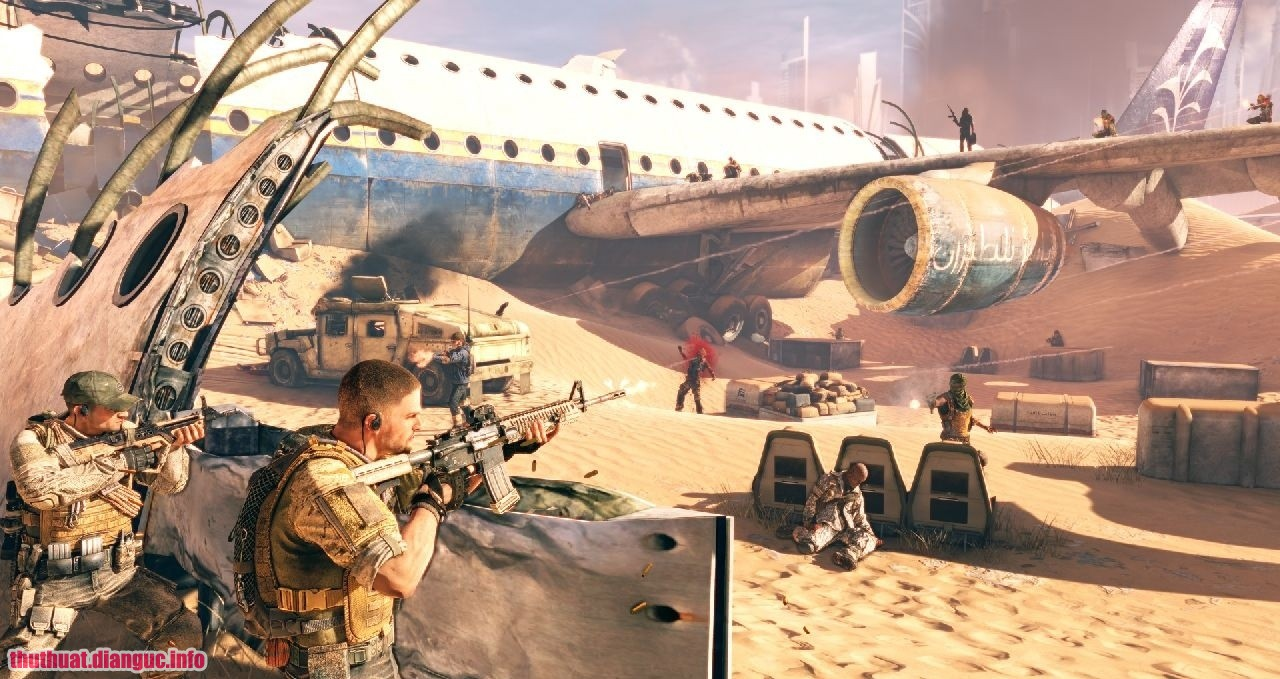 download game spec ops line, game bao tap sa mac portable