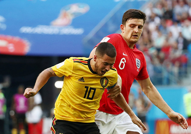 مدرب بلجيكا فخور بأفضل انجاز في تاريخ المنتخب