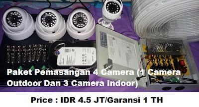 CCTV, CCTV Depok, Profesional, Service, Pasang, Harga Terbaik