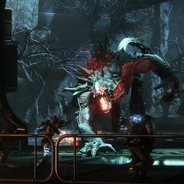 Evolve Stage 2 Evolution 2 Monsters Wallpaper Engine
