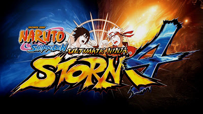 Cara Bermain Naruto Shippuden Ultimate Ninja Storm 4 Dengan JoyStick