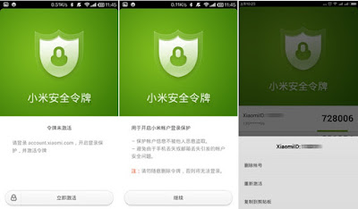 Mi Authenticator For Xiaomi