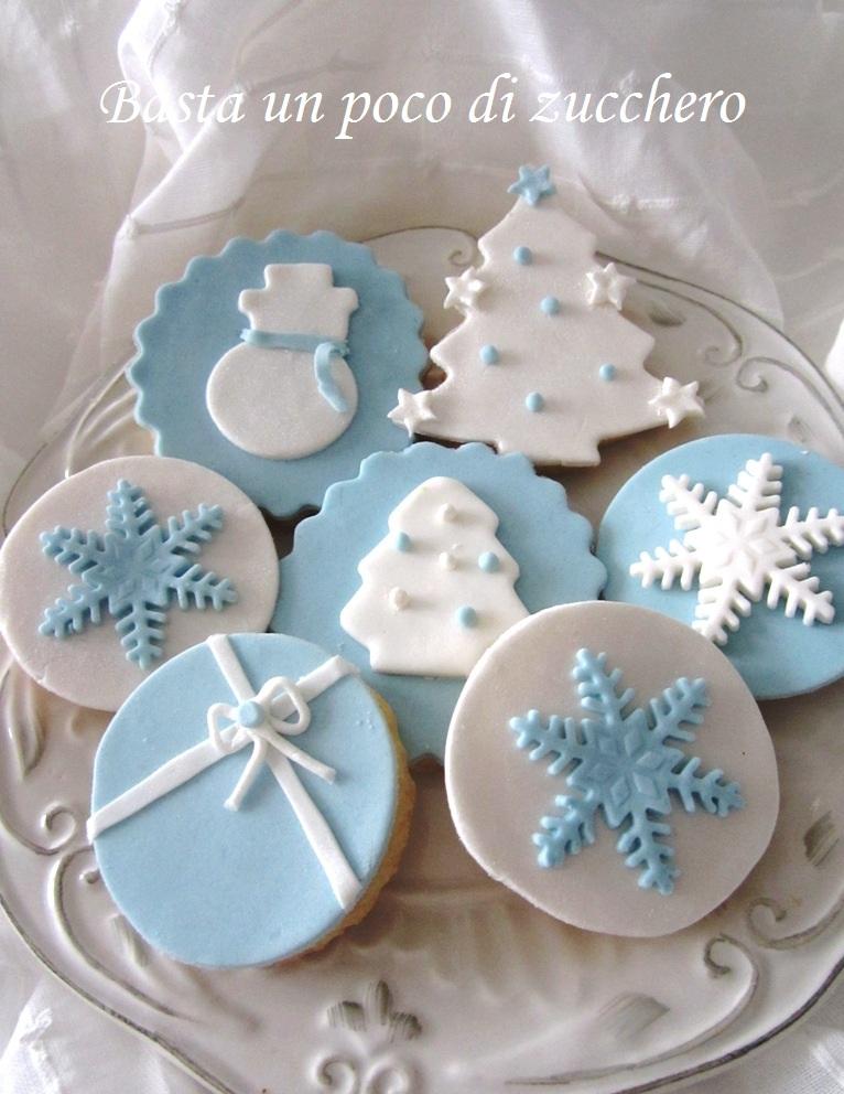 Biscotti Natale Pasta Di Zucchero.Basta Un Poco Di Zucchero Biscotti Di Natale