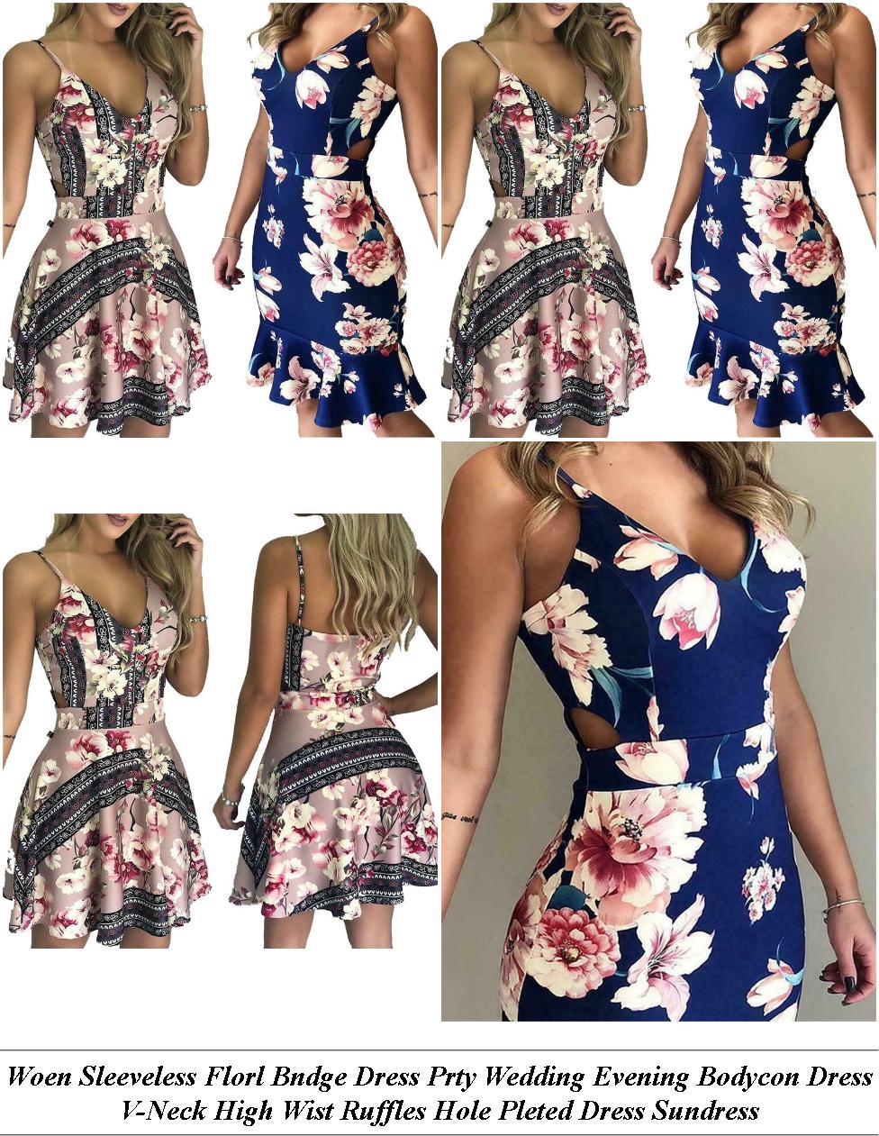 Party Dresses - Womens Sale Uk - Sequin Dress - Buy Cheap Clothes Online