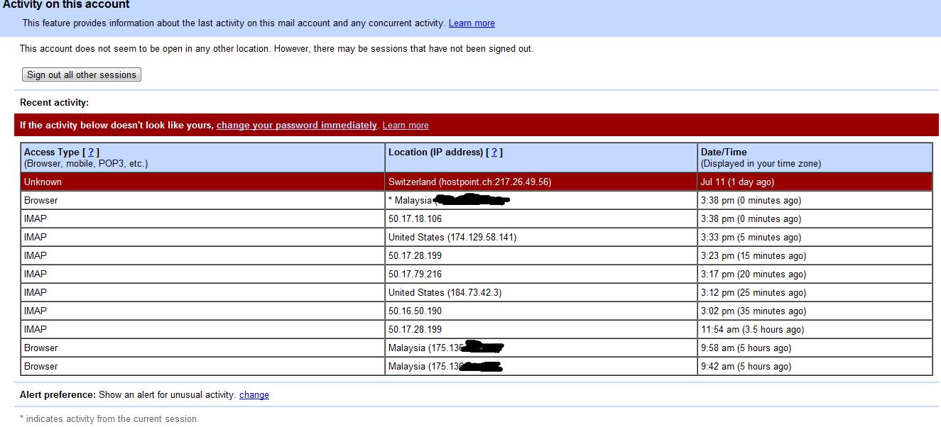 My Gmail or LastPass account hacked? | Liu Hanxue