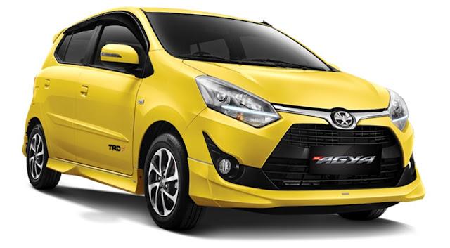 Ini Dia Harga Toyota Agya Wilayah Riau Terbaru 2018
