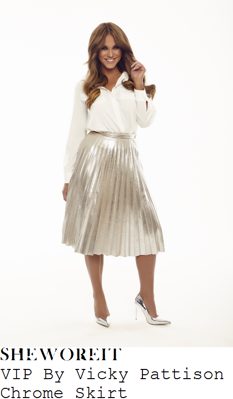 vicky-pattison-vip-by-vicky-pattison-chrome-silver-two-tone-effect-high-waisted-pleated-satin-midi-skirt