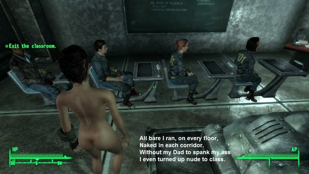 Will your fallout 3 porn stories are