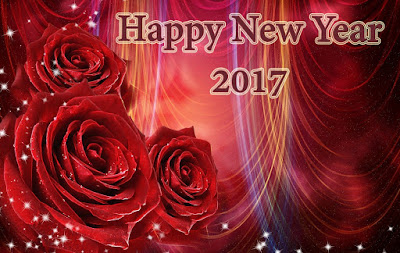 happy new year in english sms 2017