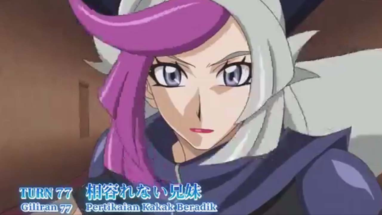 Nonton Yu-Gi-Oh! VRAINS Episode 77 Subtitle Indonesia