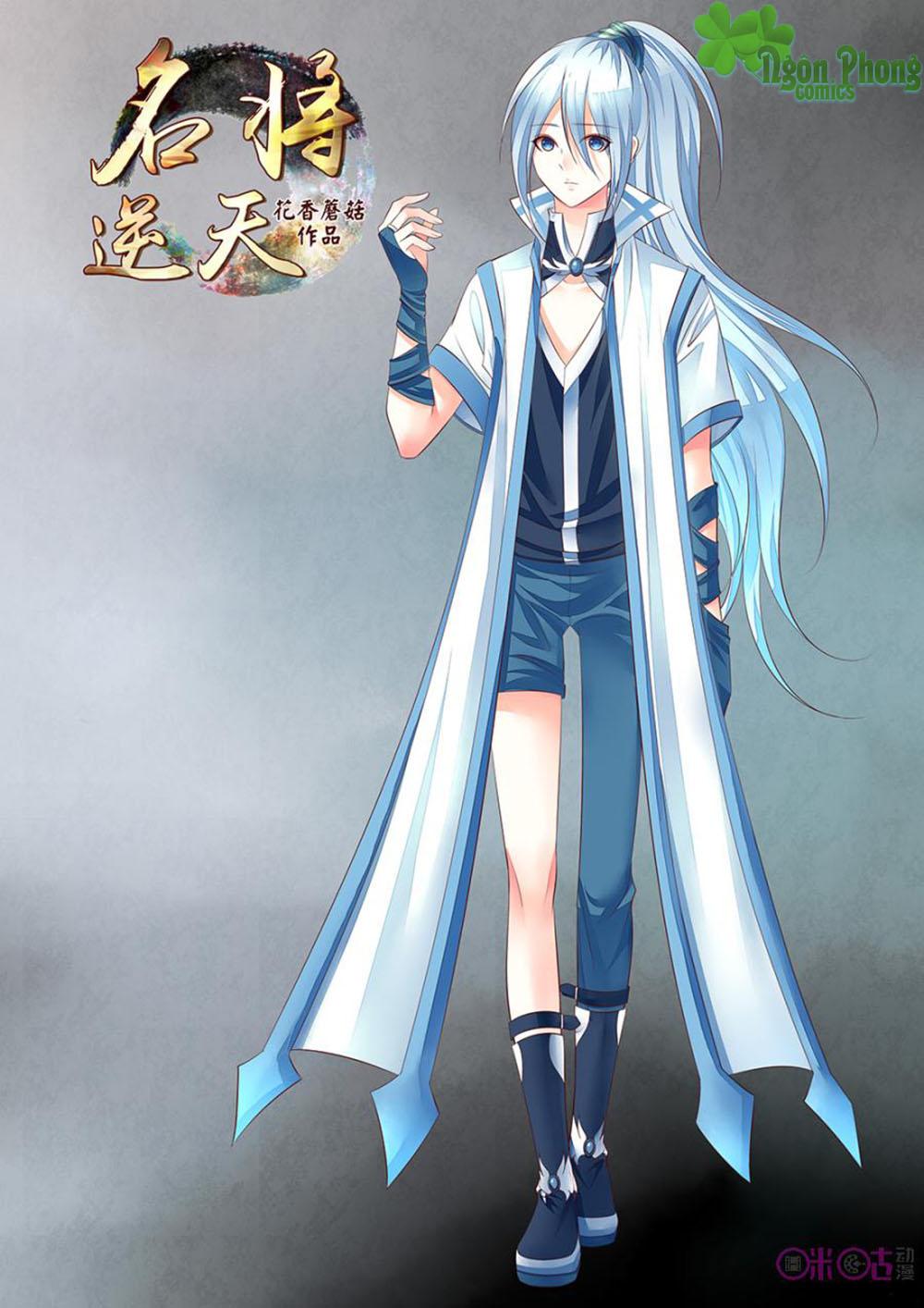 Danh Tướng Nghịch Thiên - Chap 14