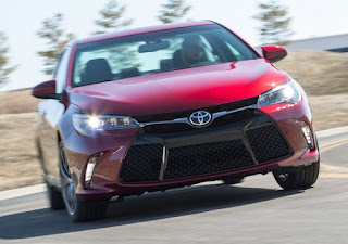2018 Toyota Camry Special Edition Exterior and Interior