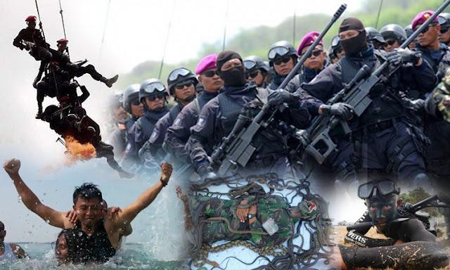 DENJAKA: Pasukan ELIT Indonesia Yang Mendapat Label GODZILLA...Dahsyat..!!
