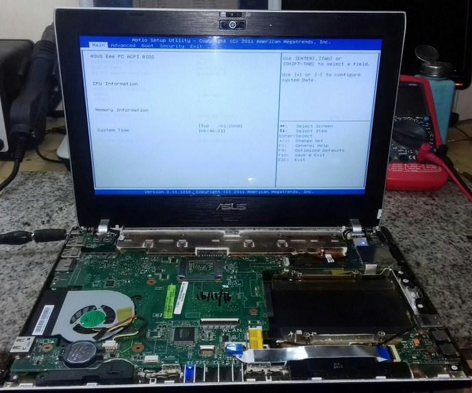 Cara Memperbaiki Laptop Asus Mati Total Lampu Indikator Tidak Menyala Jasa Service Dan Instal Ulang Laptop Panggilan Surabaya Wa 081 330 692 152