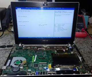 Cara Memperbaiki Laptop Asus Mati Total Lampu Indikator Tidak Menyala.
