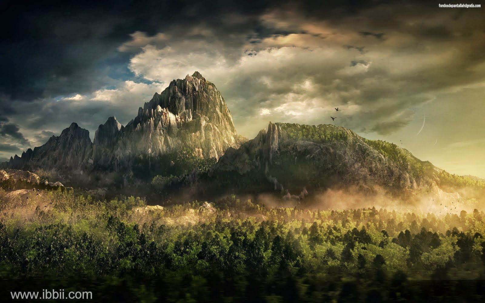 Animated images of nature - photo#39