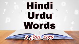 Hindi urdu dictionary