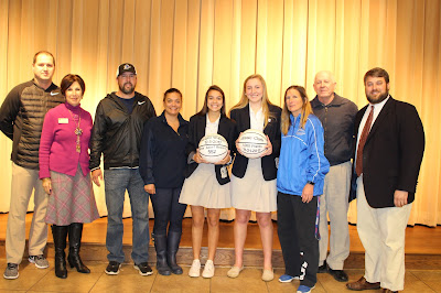 Clark Accomplishes 1,000+ Career Points for Catholic, Walden Accomplishes 552 Career Assists 1