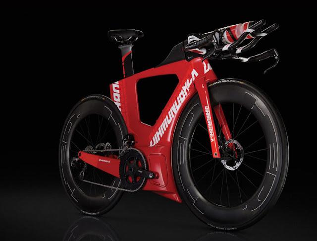 DIAMONDBACK ANDEAN, una bici del futuro en el presente