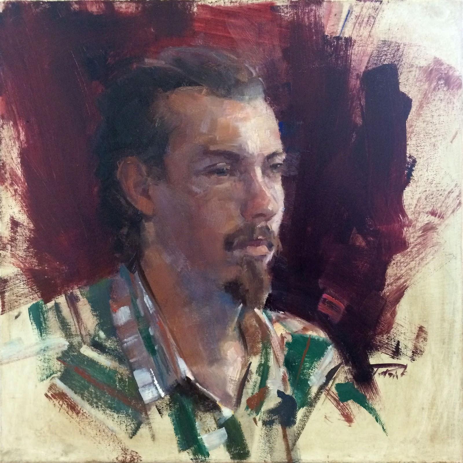 San Antonio Oil Painting Framing