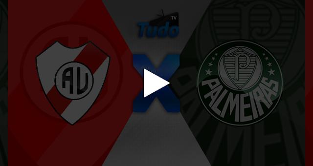 Assistir Alianza Lima x Palmeiras ao vivo 03/05/2018 Libertadores  (TV Tudo)