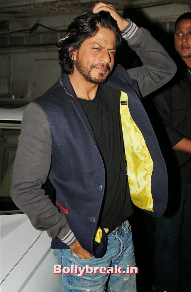 Shah Rukh Khan, Krrish 3 Special Screening