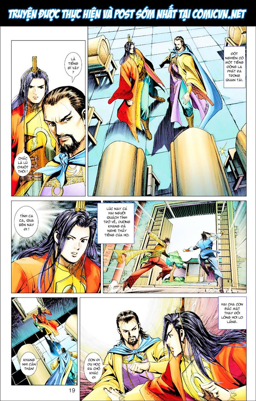Anh Hùng Xạ Điêu anh hùng xạ đêu chap 38 trang 18
