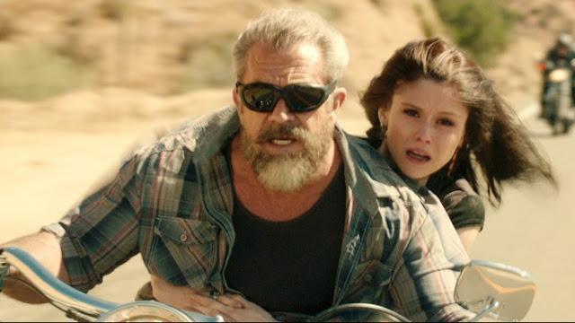 Mel Gibson Pai e filha herança de sangue
