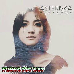 Asteriska - Distance (2015) Album cover