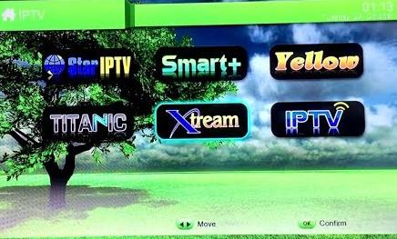 كود IPTV تجريبي مجانا صالح لوقت طويل IPTV free trial code