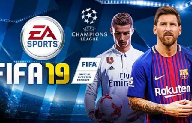 """تنزيل  لعبة فيفا 19 Fifa 2019"""" للكمبيوتر برابط مباشر ميديا فاير"""