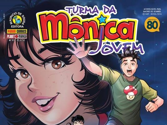 Lançamentos de maio: Panini Comics - Maurício de Sousa
