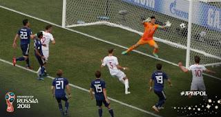 Jepang Lolos ke 16 Besar Piala Dunia 2018 Bersama Kolombia