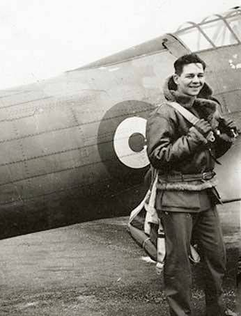 "Pilot Officer John R ""Jack"" Urwin-Mann, 25 January 1940 worldwartwo.filminspector.com"