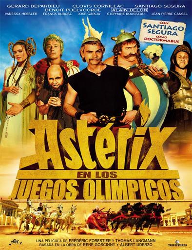 Ver Astérix en los Juegos Olímpicos (2008) Online