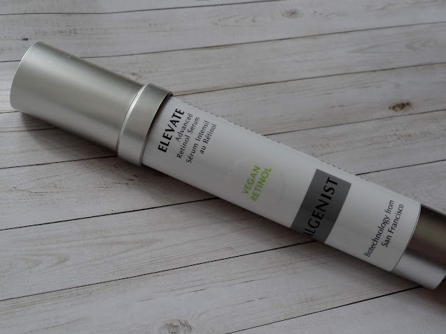 Algenist  Elevate Advanced Retinol Serum Vegan Retinol