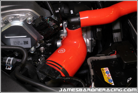 Mazda MX-5 Roadster ND Intake Induction Kit from JBR