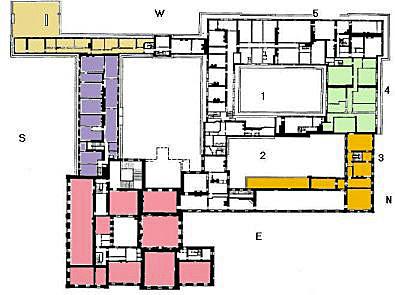 The Third Floor Of Kensington Palace Image Via Royal Dish Blog