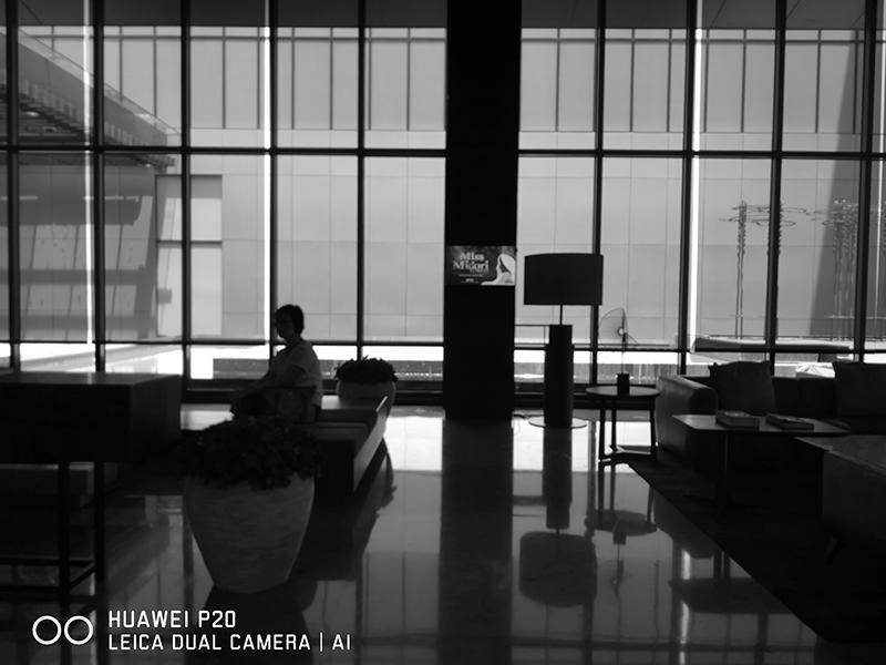 Lobby shot