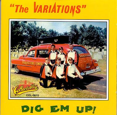 The Variations - Dig Em Up !