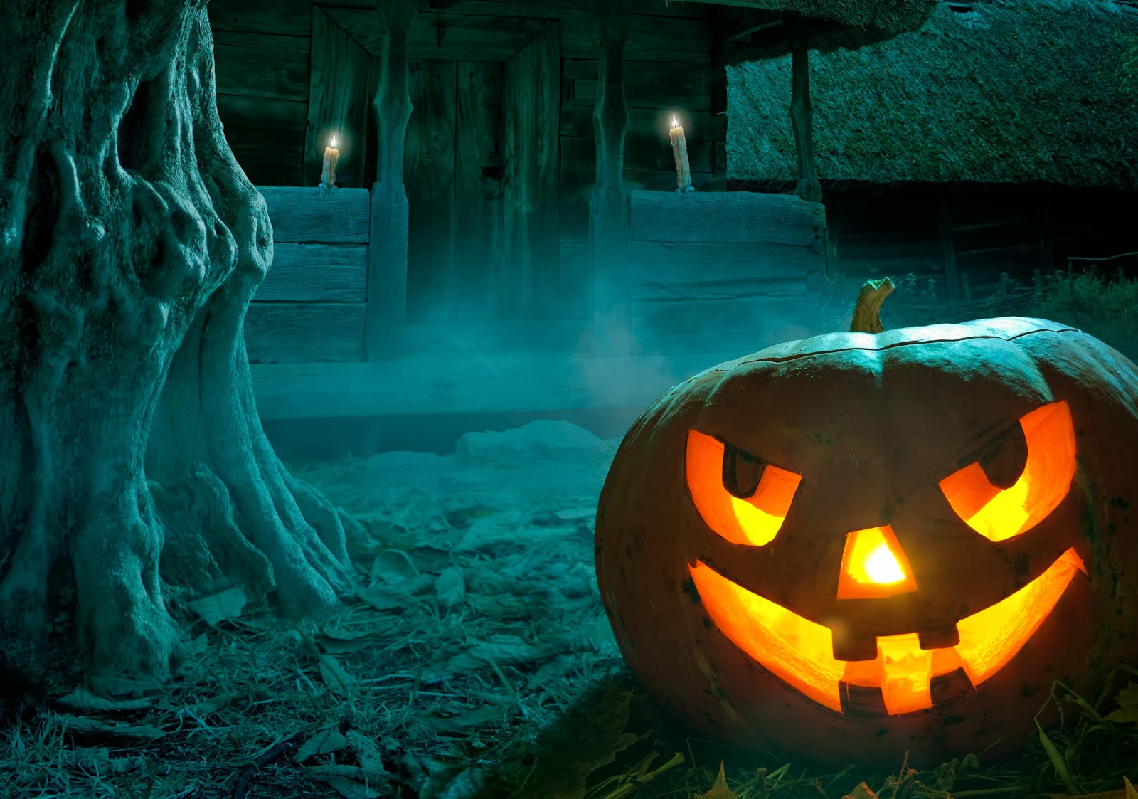 Halloween HD Wallpaper 1080P Images Backgrounds Collection | Wallpapers HD Collection