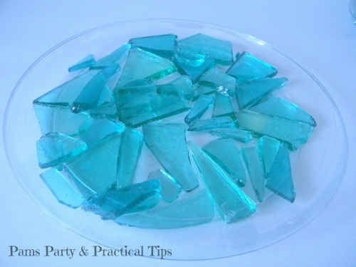 #Frozen Party Elsa's Ice Candy