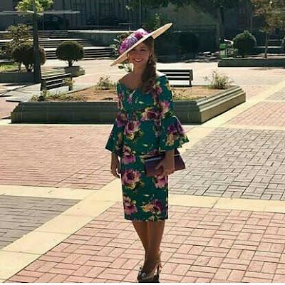 Outfit Invitada Boda con Pamela Flores