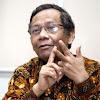Tanggapan Mahfud MD Soal Kartu Kuning Jokowi dari Zadit