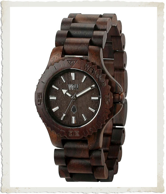orologio date wewood