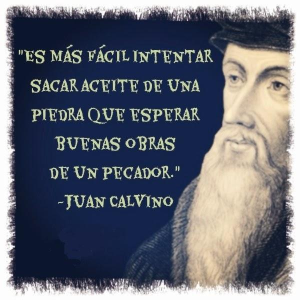 frases de Juan Calvino