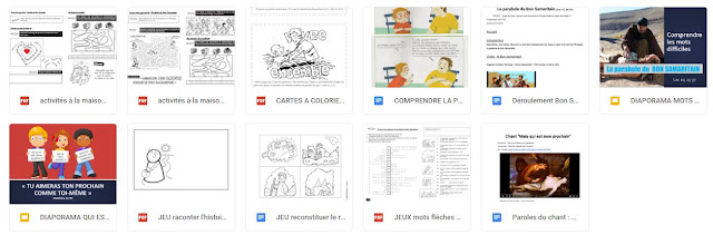 DOCUMENTS ET DEROULEMENT