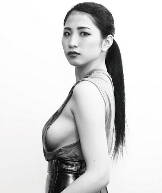 Foto Ryoko Nakaoka bioppai 2016