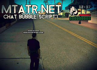Chat Bubble Script