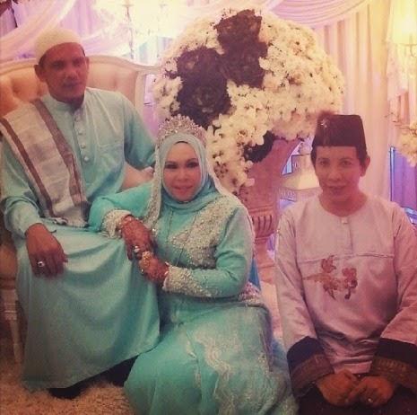 Gambar Perkahwinan Dato' Seri Vida, Pengasas Produk Qu Puteh
